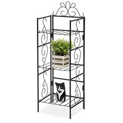 Best Choice Products 3-Tier Decorative Free Standing Storage