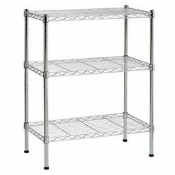 3-Tier Layer Rack Shelves Shelving Kitchen Cart Microwave Ov