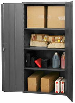 Durham 3501-95, Cabinet with 3 Adjustable Shelves and Flush