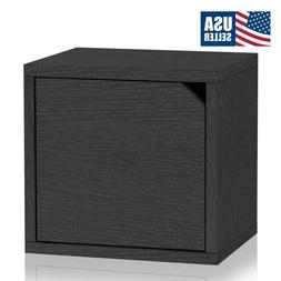 Way Basics Eco Stackable Connect Storage Cube Cubby Organize