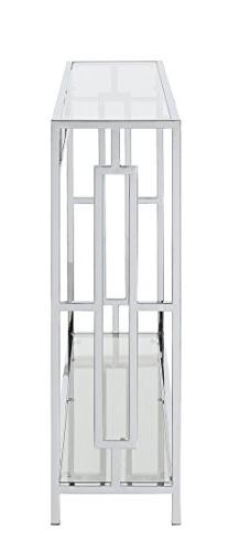 Convenience Square Table Clear