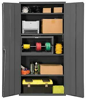 3602 95 cabinet with 4 adjustable shelves