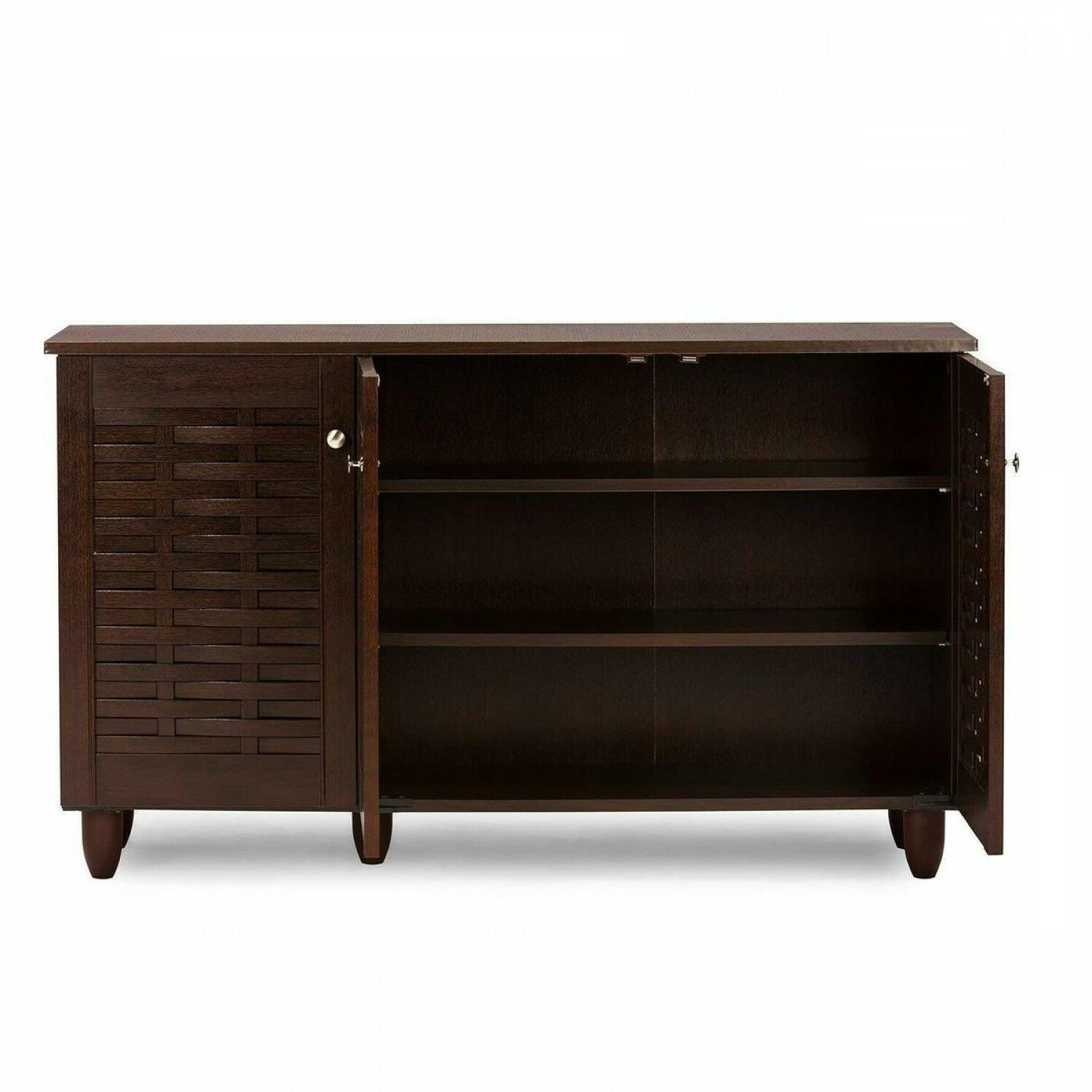 Entryway Cabinet Hallway Storage Living Room TV Stand