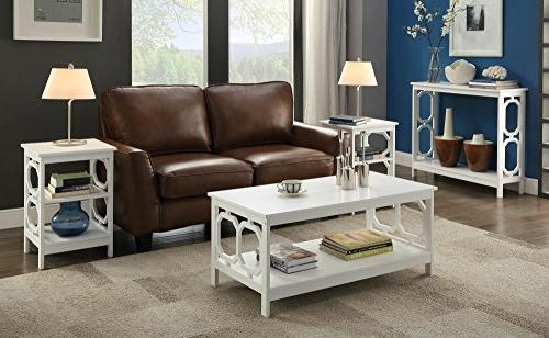 Convenience Concepts Omega Table