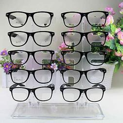Sunglasses Glasses Acrylic Crystal Clear Display Retail Show